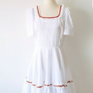 Dresses & Skirts - Vintage square dancing dress
